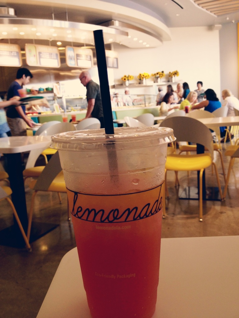 Lemonade Fashion Island