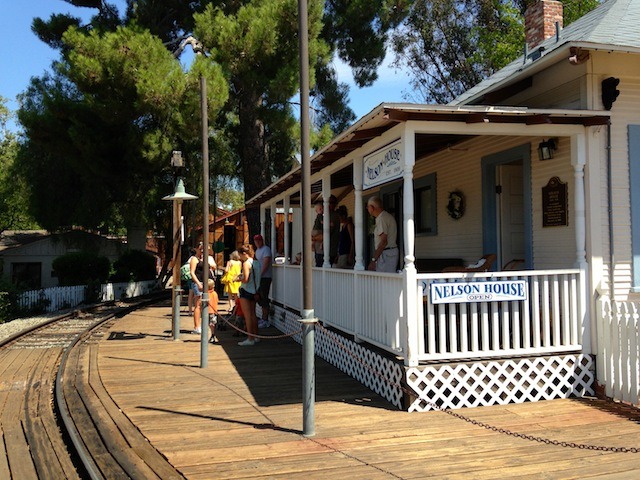 OLD POWAY PARK - NELSON HOUSE