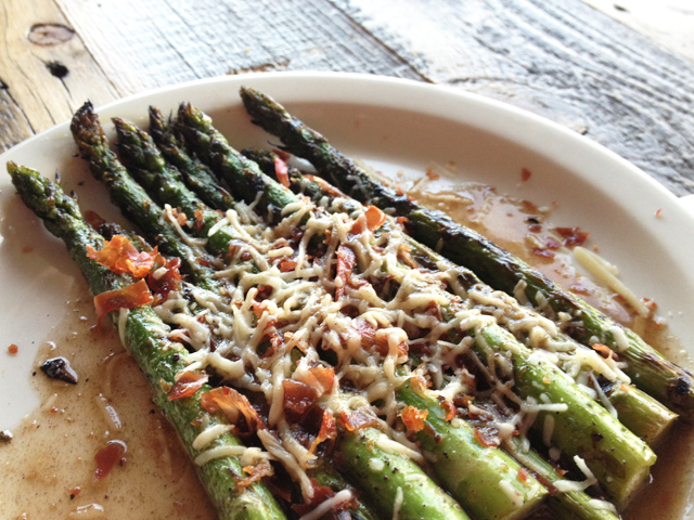 sublime tavern asparagus