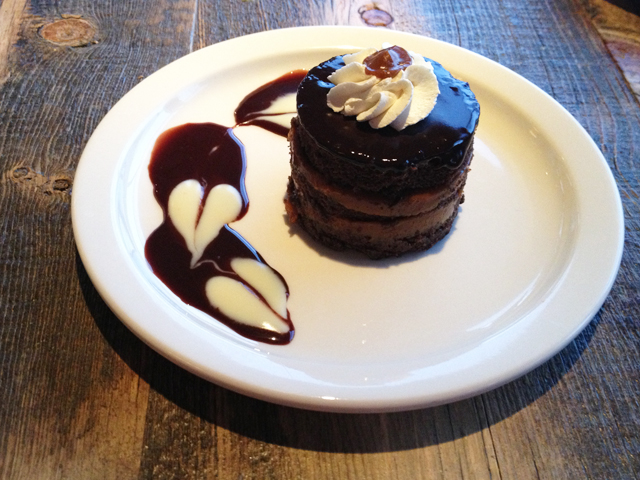 sublime tavern chocolate cake
