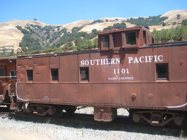 Vintage-train-car