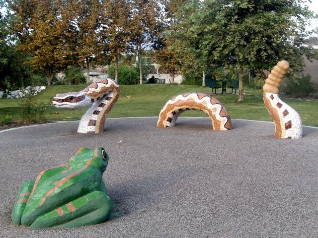 Marsh Park serpent