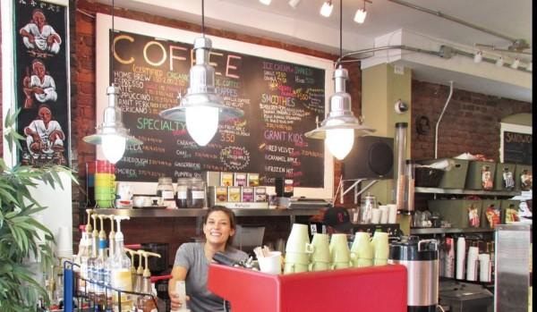 Grant Park Coffeehouse