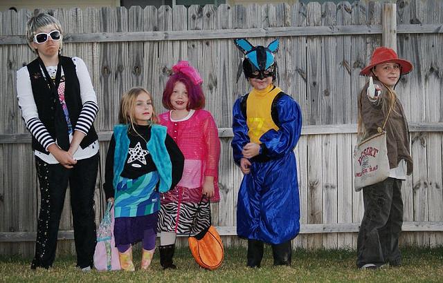 halloween costume kids vicki watkins flickr cc
