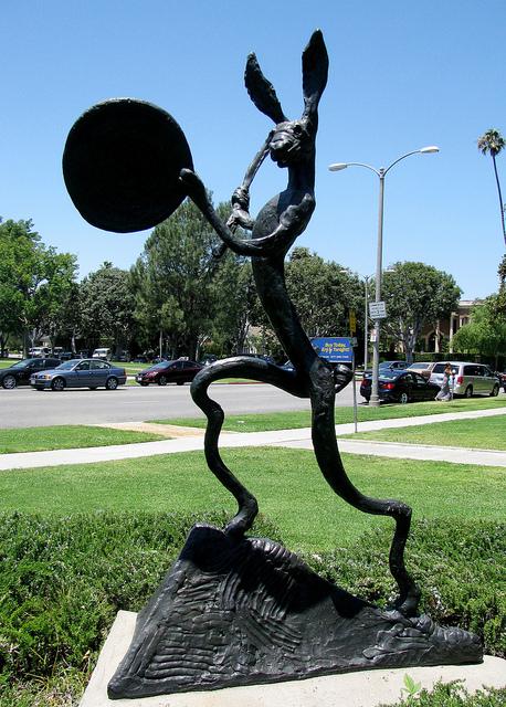 Rabbit Sculpture Los Angeles