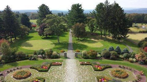 Skytop garden