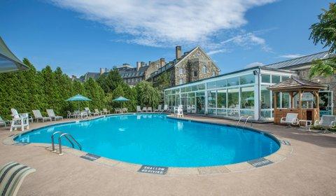 Skytop pool