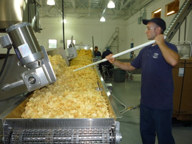 Route 11 Potato Chip Factory