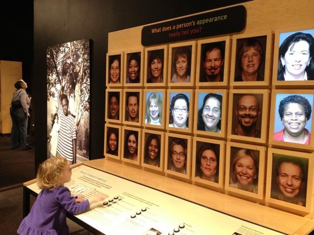 Appearance Race Exhibit PSC