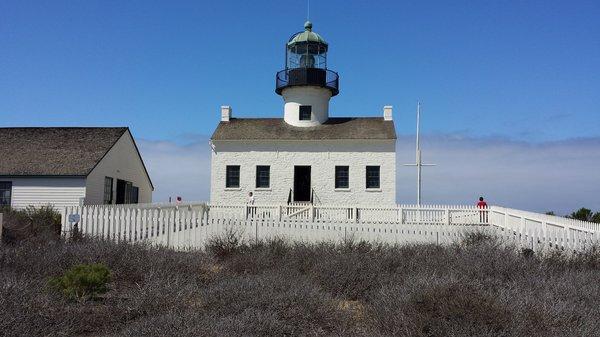Cabrillo - Lighthouse Yelp Kelly J photo