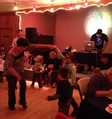 Corner Bar Dancing