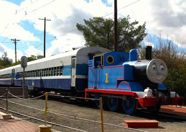 DAY OUT WITH THOMAS - Photo 1