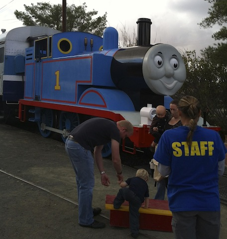 DAY OUT WITH THOMAS - photo 4