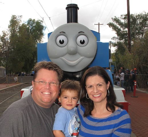 DAY OUT WITH THOMAS - photo 5