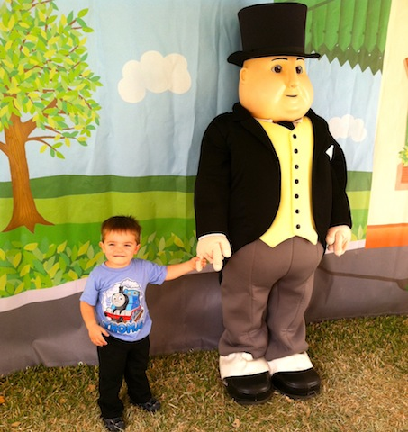 DAY OUT WITH THOMAS - photo 9