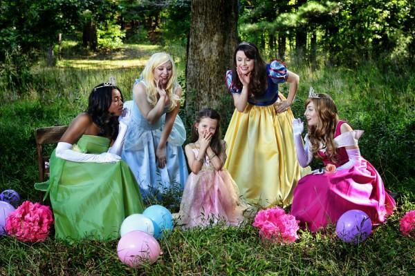 princess group whisper