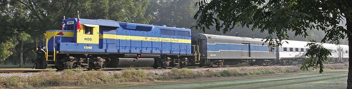 SAMS train