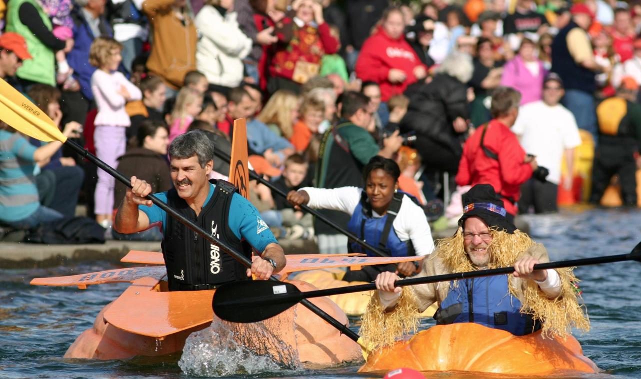 west coast pumpkin regatta