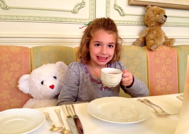 westgate teddy bear tea