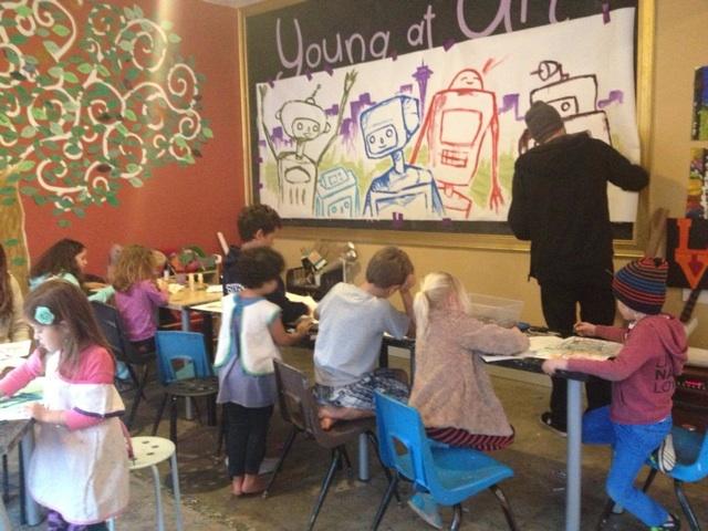 Young at Art FB photo