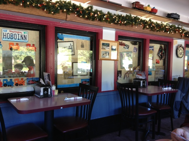 Mt Rainier Dining Co Restaurant