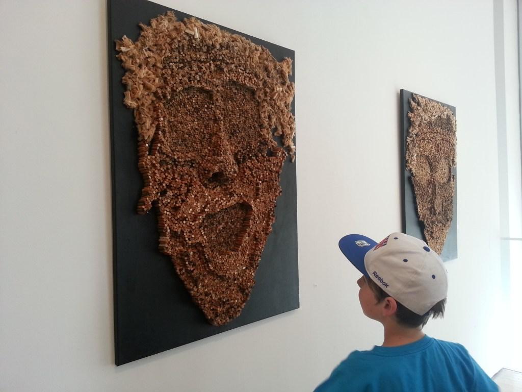 odorama art queens museum