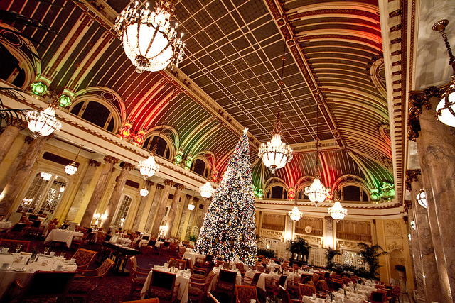 Dine At A Palace