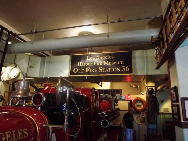 Los Angeles Harbor Fire Museum, San Pedro