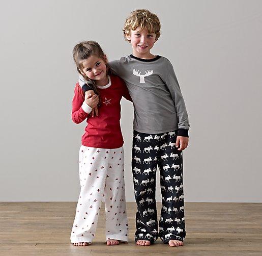 Cute Christmas Pajamas For Kids