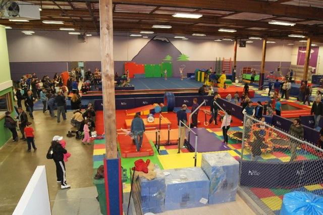 Seattle Gynmastics Academy Colubmia City from FB