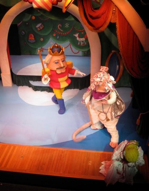 The Nutcracker via Facebook Puppet Playhouse 1