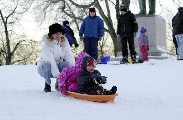 cpd-sledding