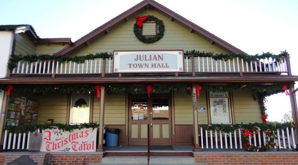 Julian Town Hall