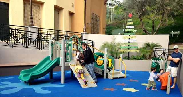 Playground 3 at Flower Hill Promenade Del Mar