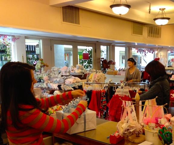 Sweetpea Children's Shop Flower Hill Del Mar