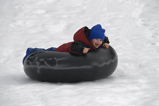ice-slide-tubing