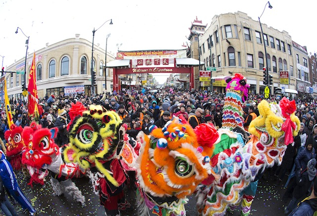 Chinese New Year Lunar Parade Photo Credit_©Adam Alexander Photography