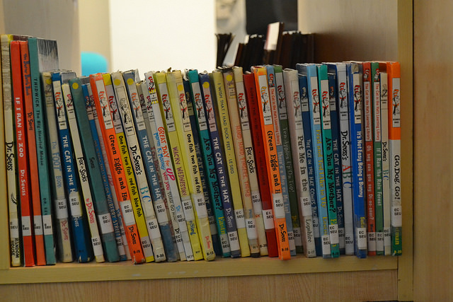 Dr. suess books ayoub.reem Flickr CC