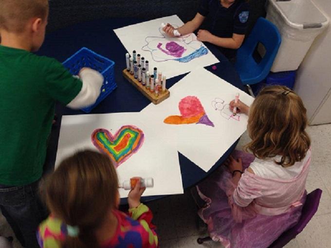 Kidsklub coloring