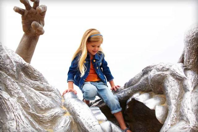 "#11 Make the ""Awakening"" sculpture at National Harbor your playground."