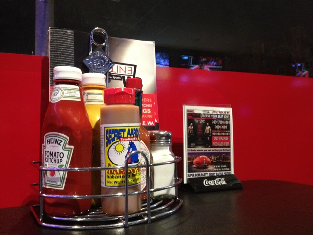 Red Line Condiments