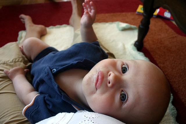 baby-drool-flickr