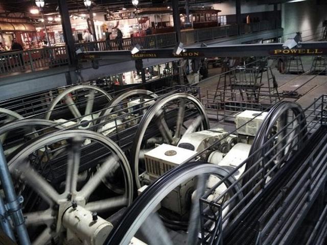 The Cable Car Barn & Powerhouse, SF