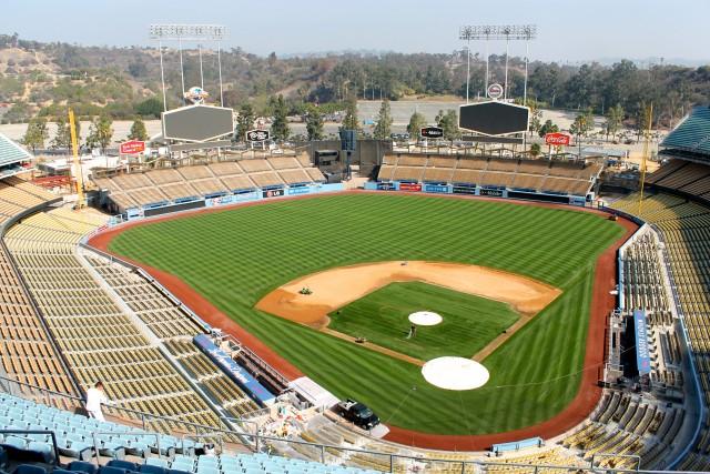 Dodger Stadium Tour