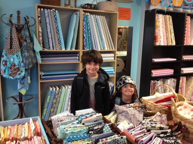 peapod fabrics sf