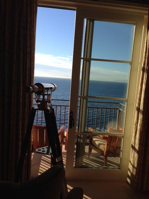 terranea view room