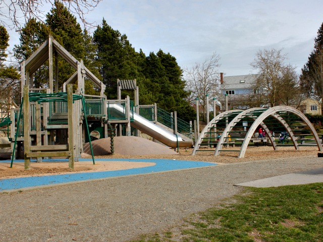 Wallingford Playfield