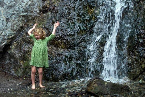Monrovia waterfall