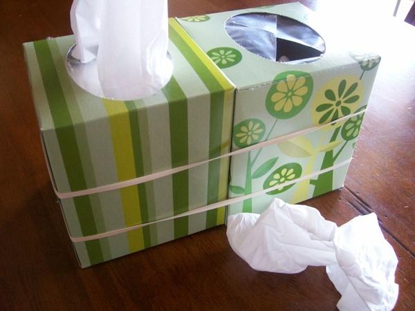 tissue-boxes