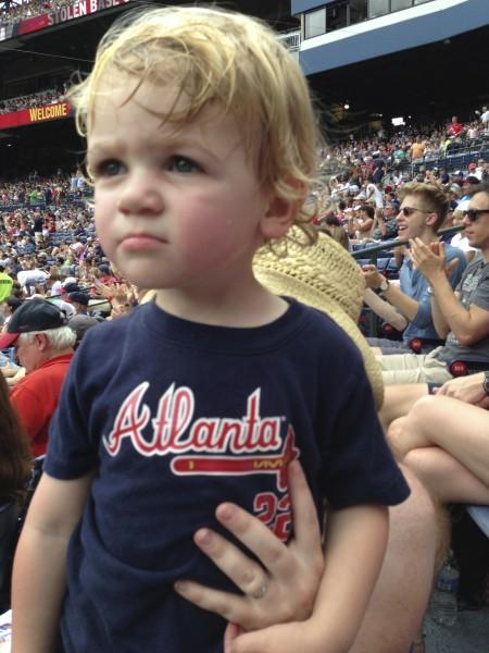 Braves Game 1